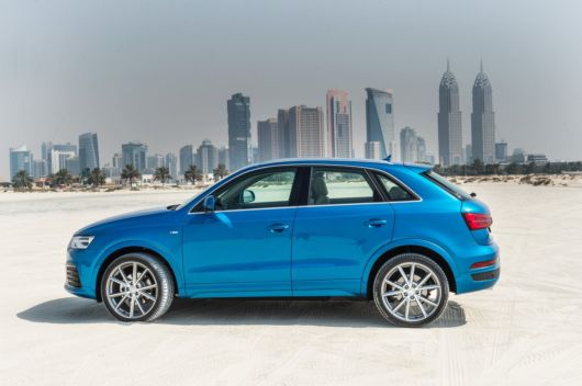 The Urban Way To Go Off-Road With The Audi Q3