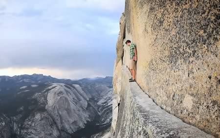 Most Shocking Photos of People Risking Their Lives