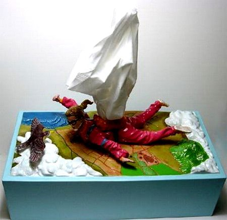 Most Creative Tissue Boxes