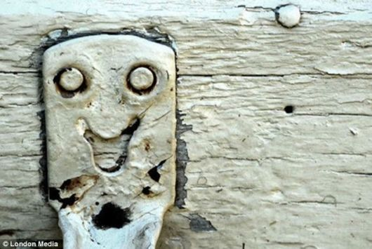 The Everyday Smiling Objects