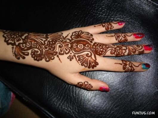Beautiful Henna Designs