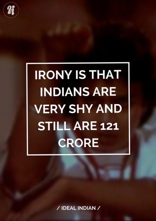 Some Ironies Of India