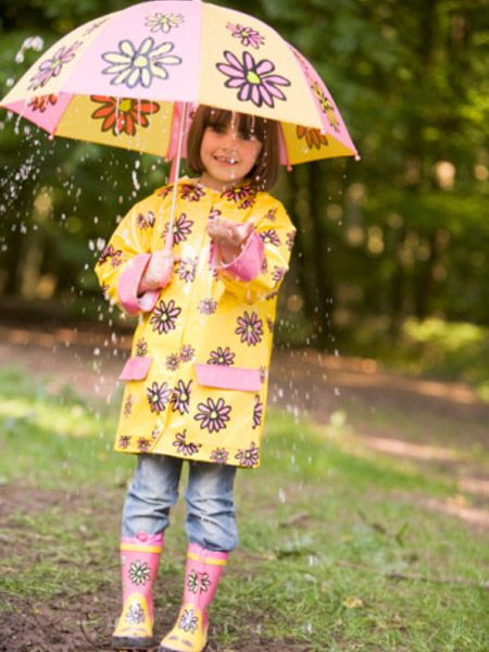 10 Tips to Shield Your Kids From Monsoon