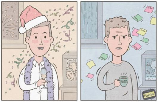 Look Twice At These Sarcastic Illustrations To Understand