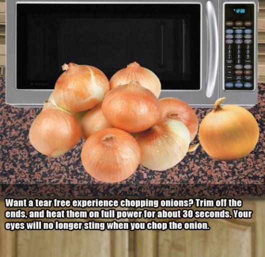 Microwave Tips You May Not Have Known