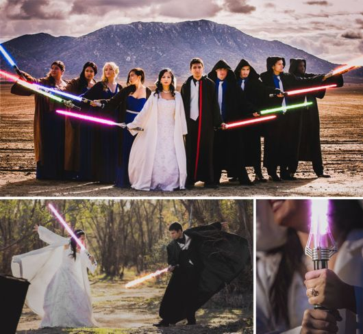 The Most Epic Geeky Weddings Ever