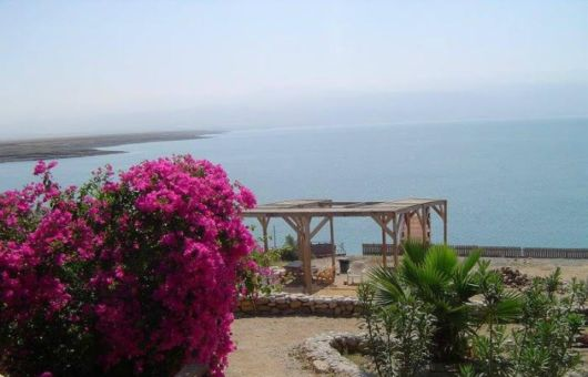 A Lively Trip To The World's Most Saline Lake - The Dead Sea In Israel