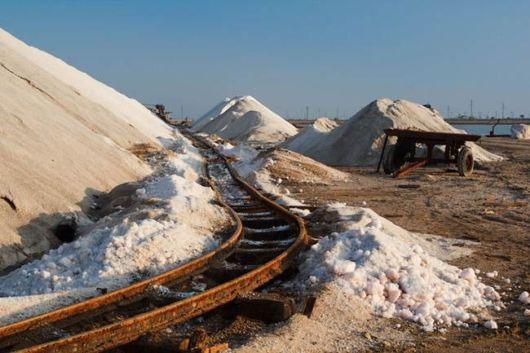 Sasyk Sivash - The Largest Salt Lake In The Crimea