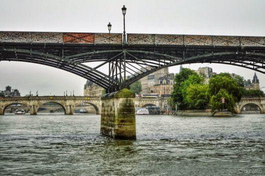 The Locks Of Love In Paris