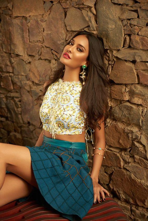 Lisa Haydon Cosmopolitan India Magazine 2016