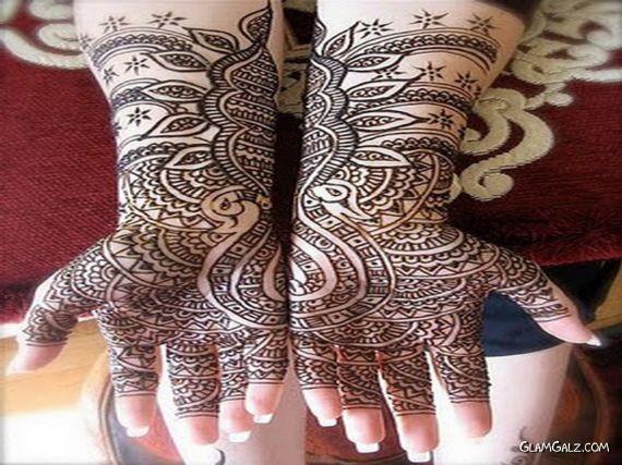 Beautiful Henna Designs