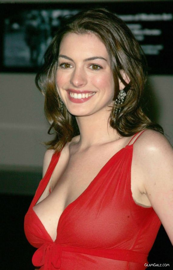 Beautiful Anne Hathaway Photo Gallery