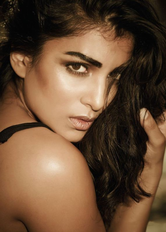 IPL Host Pallavi Sharda for FHM India Magazine June 2016