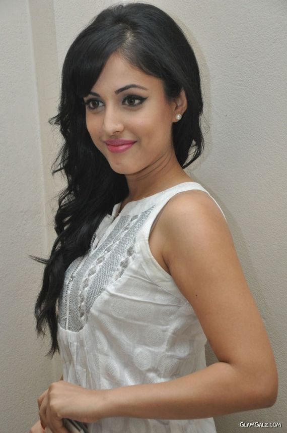 Beautiful Priya Banerjee At A Movie Trailer Launch