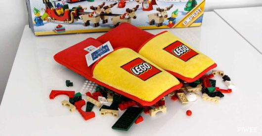 LEGO Are Now Making Slippers To End The Most Painful Experience Known To Man