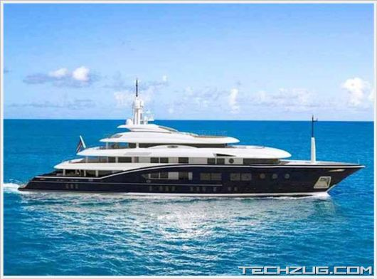 Numptia - A New Luxury Yacht